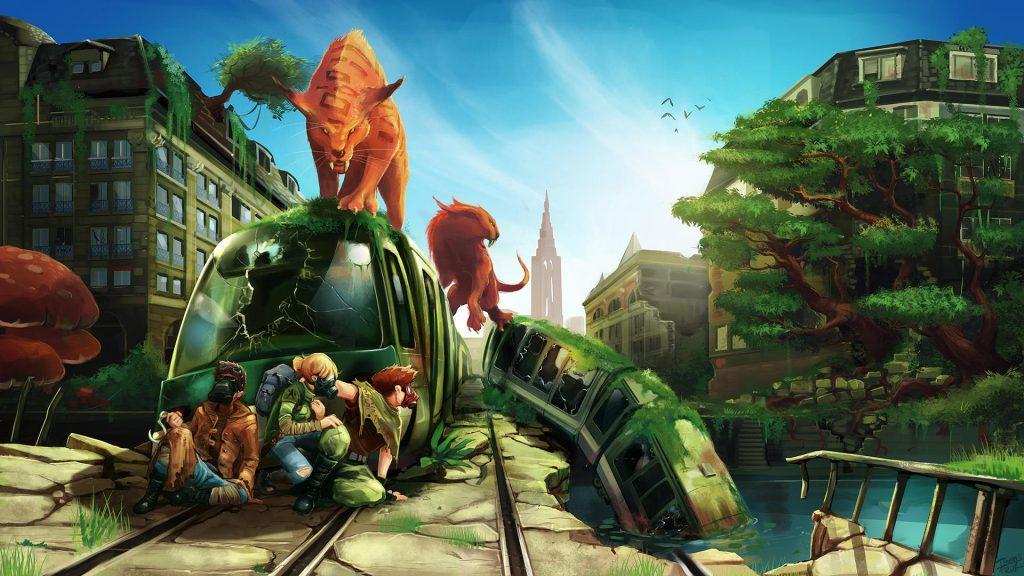 Artwork du jeu Apocalypsheim